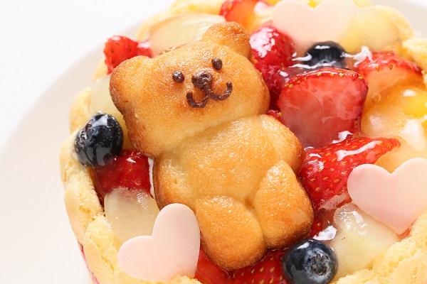 ファーストバースデーケーキ ホイップヨーグルトクリーム 4号 12cmの画像8枚目