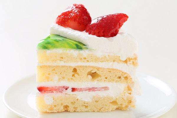 卵・乳製品・小麦粉除去 アレルギー対応カラーフォトケーキ 5号 15cmの画像4枚目