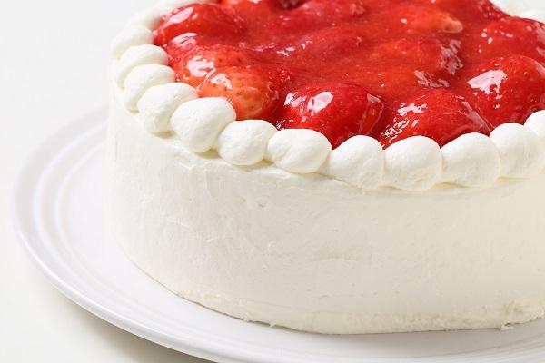 イチゴのショートケーキ 5号 15cmの画像10枚目