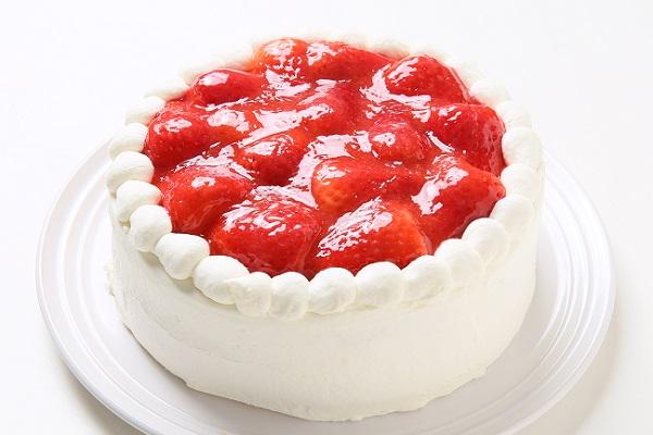 イチゴのショートケーキ 5号 15cmの画像3枚目