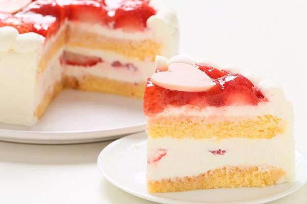イチゴのショートケーキ 5号 15cmの画像7枚目