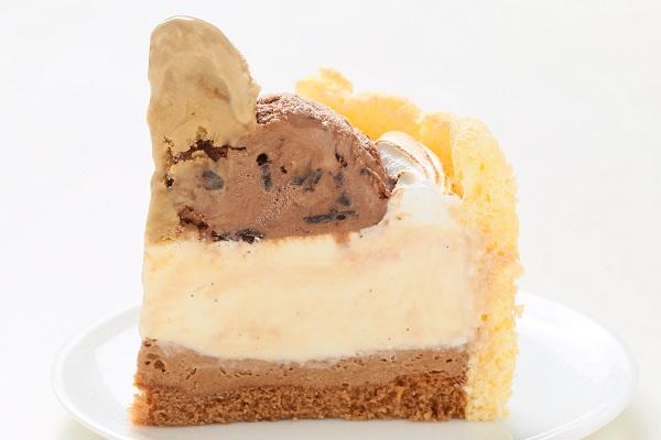手作りアイスケーキ 16cmの画像4枚目