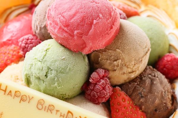 手作りアイスケーキ 16cmの画像8枚目