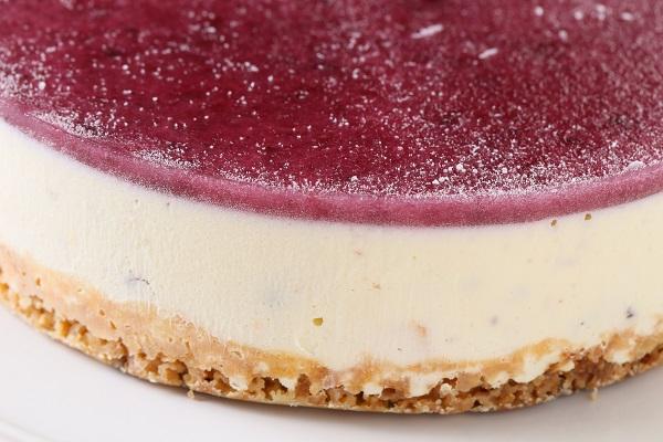 アイスケーキ ブルーベリー&チーズ 4号 12cmの画像6枚目