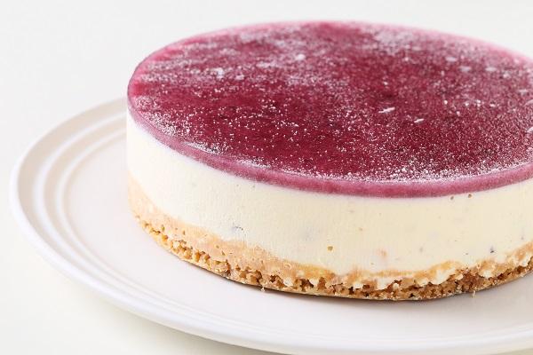 アイスケーキ ブルーベリー&チーズ 4号 12cmの画像7枚目