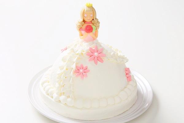 プリンセスケーキ「眠り姫」