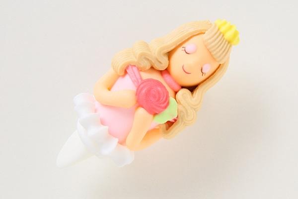 プリンセスケーキ 眠り姫ホワイト 5号 15cmの画像9枚目