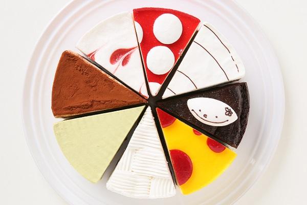 卵・乳製品・小麦粉除去可能 よりどり8種のホールケーキ 5号 15cmの画像2枚目
