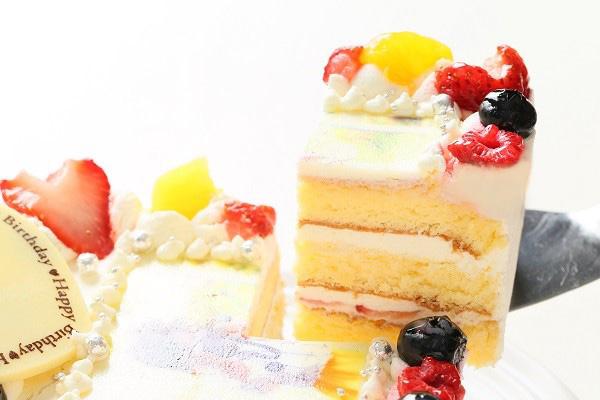 フォトケーキ 13×13cmの画像3枚目
