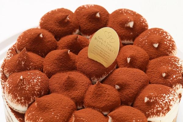 卵・乳製品・小麦除去可能 チョコみるく 5号 15cmの画像6枚目