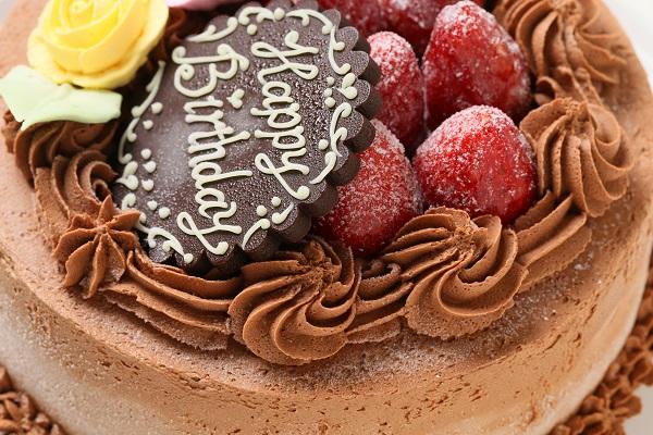 生チョコショートケーキ 5号 15cmの画像7枚目