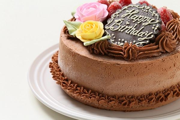 生チョコショートケーキ 5号 15cmの画像8枚目