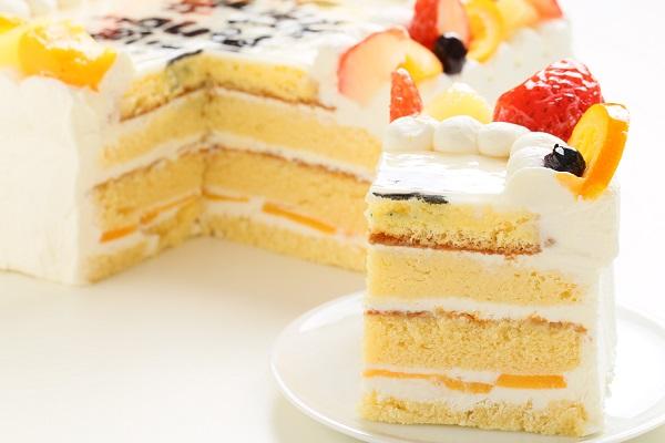 感謝状ケーキ Sサイズ 15cm×15cmの画像5枚目