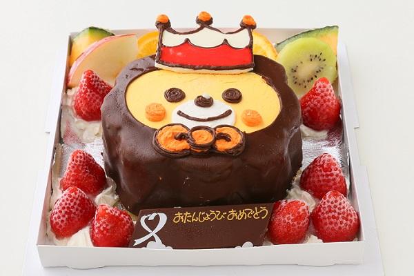 立体ケーキ 6号 18cmの画像4枚目