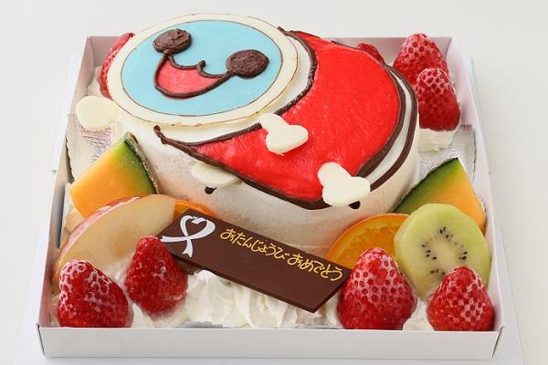 立体ケーキ 6号 18cmの画像5枚目