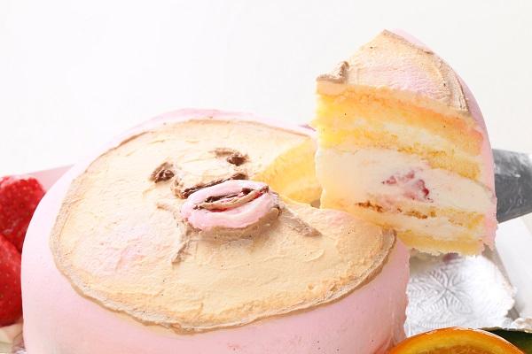 立体ケーキ 6号 18cmの画像3枚目