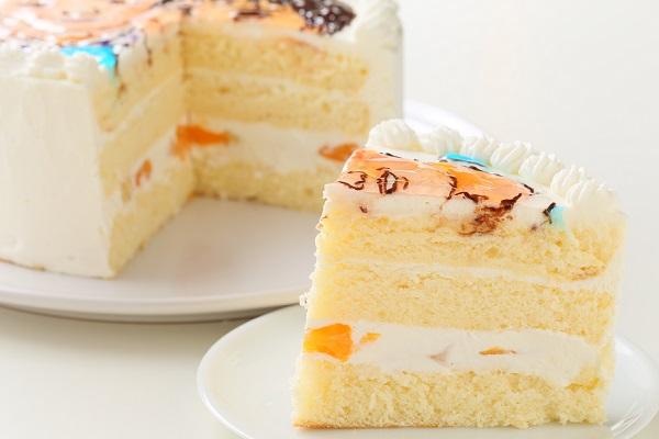似顔絵ケーキ 5号 15cmの画像7枚目