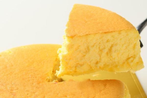 イラストスフレチーズケーキ 4号 12cmの画像6枚目