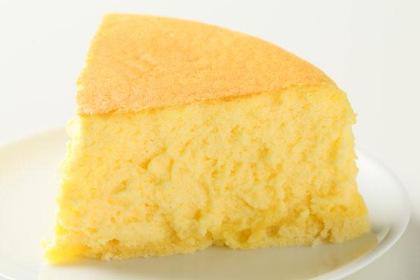 イラストスフレチーズケーキ 4号 12cmの画像7枚目