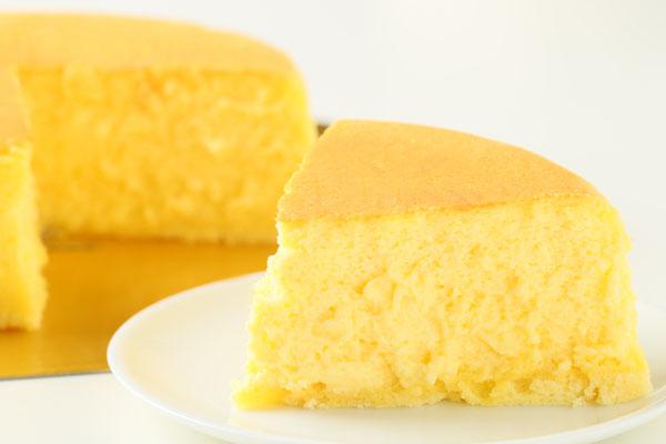 イラストスフレチーズケーキ 4号 12cmの画像5枚目