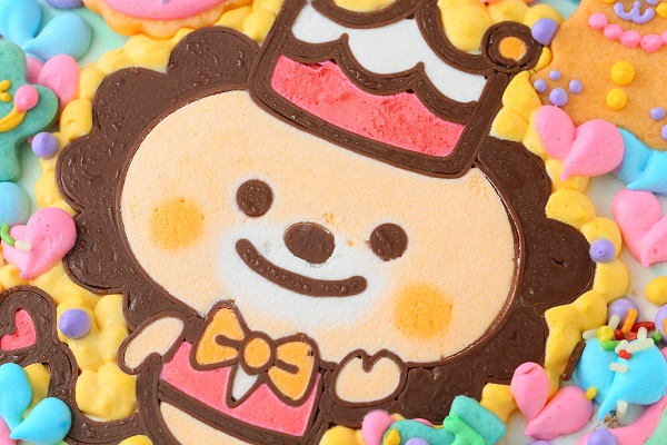 キャラクターケーキ 5号 15cmの画像12枚目