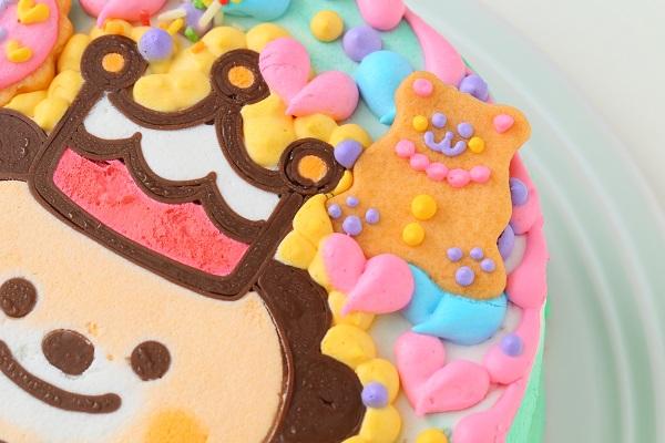 キャラクター1体のみ キャラクターケーキ 4号 12cmの画像7枚目