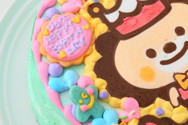 キャラクター1体のみ キャラクターケーキ 4号 12cmの画像8枚目