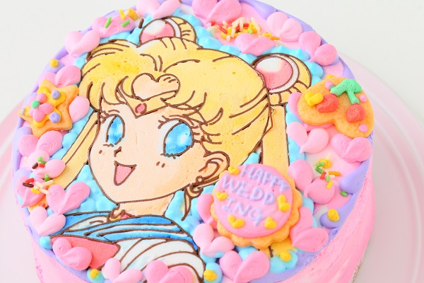 キャラクターケーキ 5号 15cmの画像10枚目