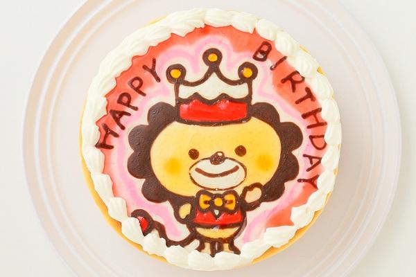 ガトーフロマージュのキャラクターケーキ 4号 12cmの画像1枚目
