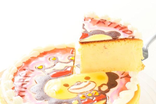 ガトーフロマージュのキャラクターケーキ 4号 12cmの画像3枚目