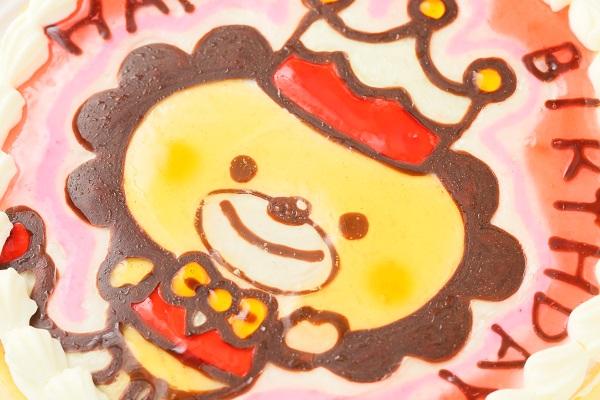 ガトーフロマージュのキャラクターケーキ 4号 12cmの画像6枚目