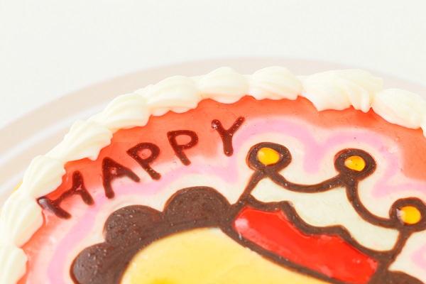 ガトーフロマージュのキャラクターケーキ 4号 12cmの画像10枚目