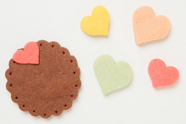 キャラクタークッキーの生クリームデコレーションケーキ☆国産小麦粉と安心材料 4号 12cmの画像6枚目