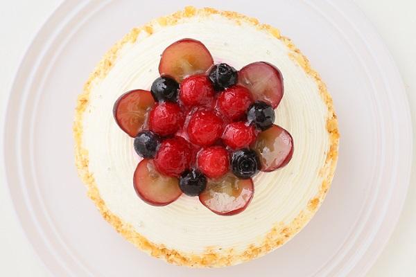 【一日5台限定】木苺のホワイトバースデーケーキ 14cmの画像2枚目