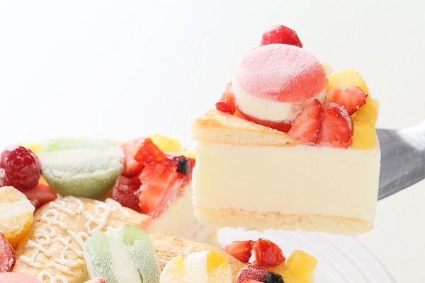 ナンバーアイスクリームケーキ 4号 12cmの画像3枚目