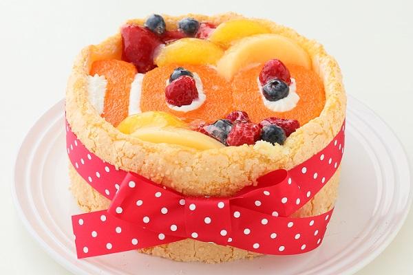 100日祝い お食い初めケーキ 4号 12cm