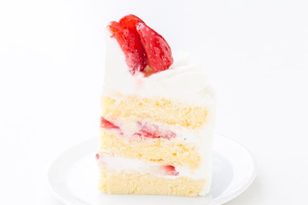 イチゴ生デコレーションケーキ 4号 12cmの画像4枚目