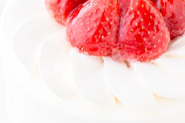 イチゴ生デコレーションケーキ 4号 12cmの画像7枚目