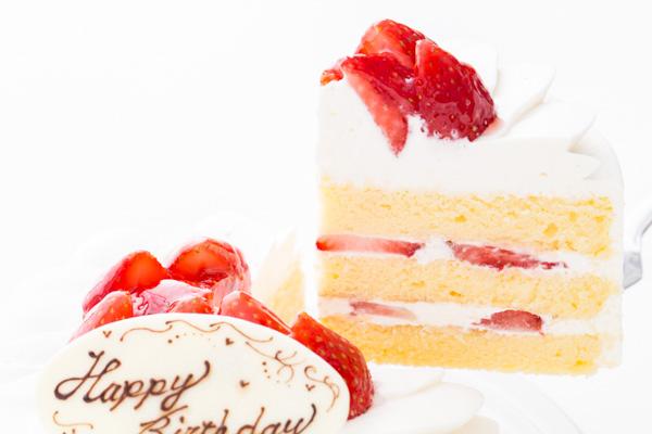 イチゴ生デコレーションケーキ 5号 15cmの画像3枚目