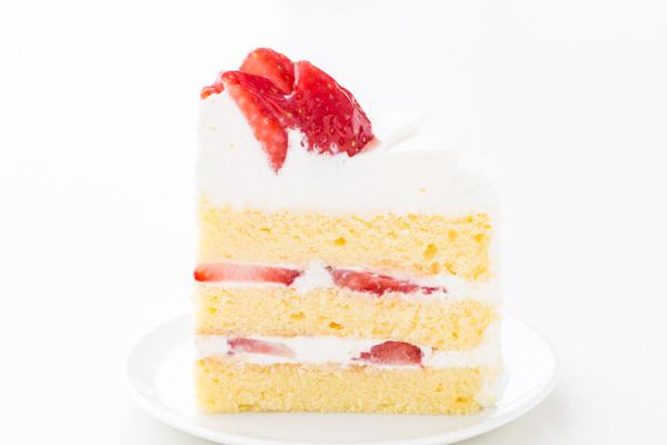 イチゴ生デコレーションケーキ 5号 15cmの画像4枚目