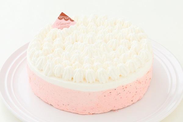 卵・乳製品・小麦粉除去 お子さんに大人気 いちごみるくのケーキ5号 デコレーションセット付き