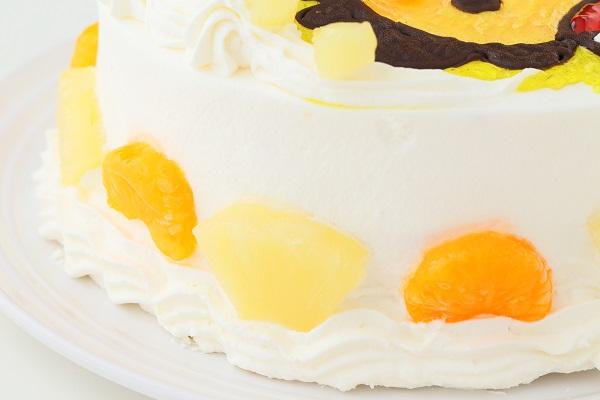 イラスト2体まで イラストケーキ 5号 15cmの画像8枚目
