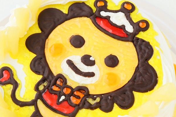 イラスト2体まで イラストケーキ 5号 15cmの画像6枚目