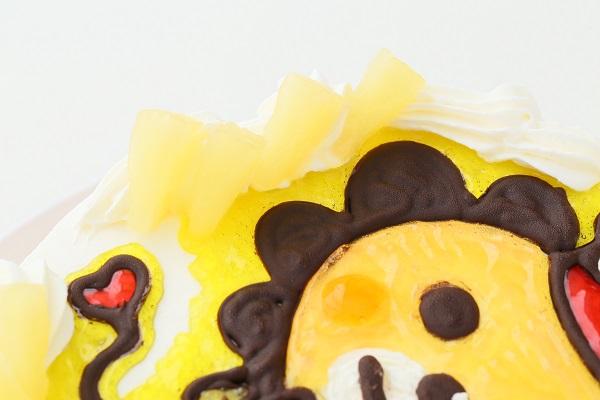 イラスト2体まで イラストケーキ 5号 15cmの画像7枚目