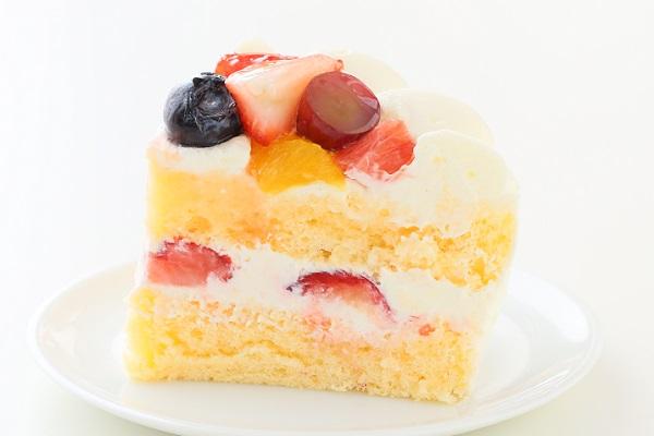 フルーツデコレーションケーキ 5号 15cmの画像4枚目