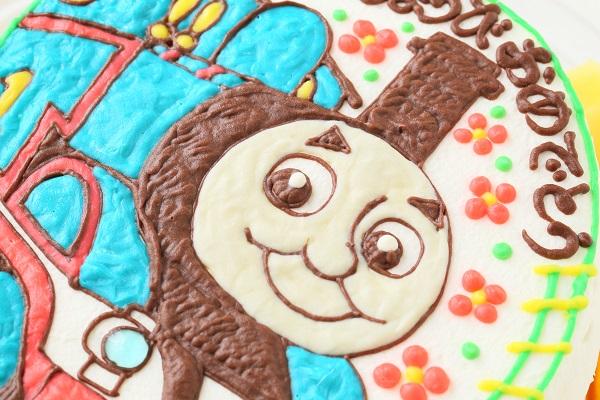 イラスト1体のみ イラストデコレーションケーキ(丸型)4号 12cmの画像9枚目