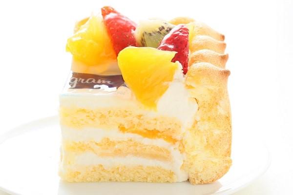 インスタグラム風フレームの写真ケーキ 23cm×15cm×6cmの画像4枚目