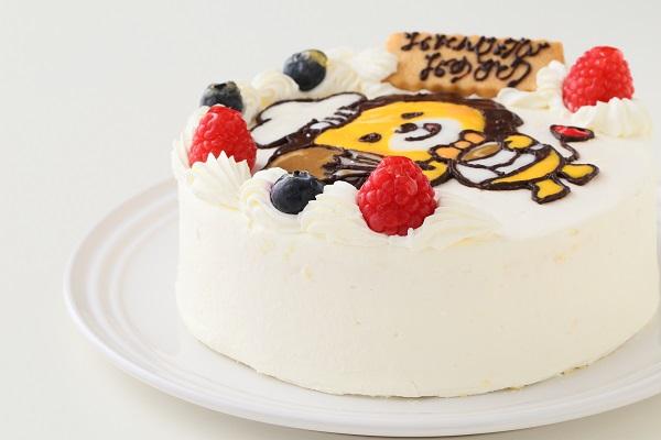 イラストデコレーションケーキ 5号 15cmの画像8枚目
