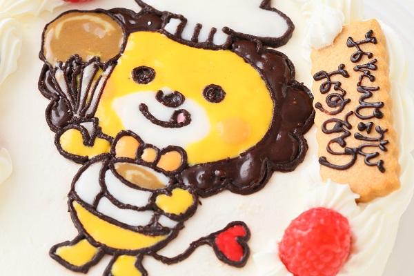 イラストデコレーションケーキ 5号 15cmの画像6枚目