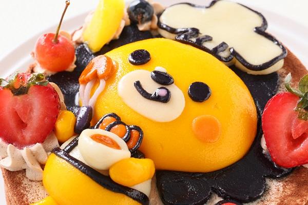 土台あり 立体キャラクターケーキ ショコラ 5号 15cmの画像8枚目